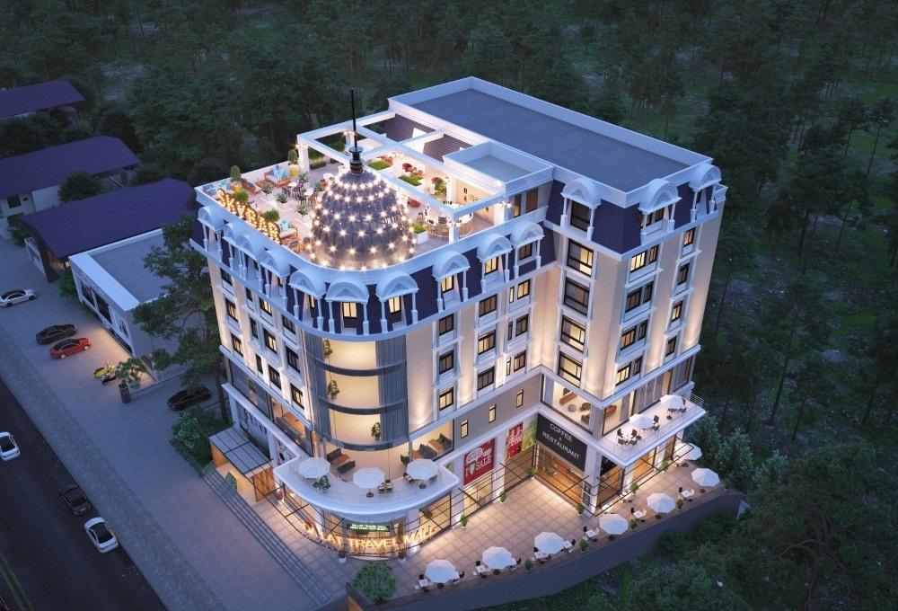 Cho thuê khách sạn Đà Lạt – Đầu tư về lâu dài
