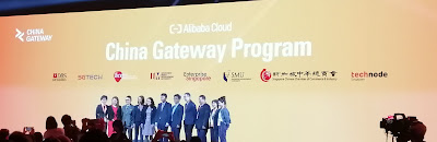 Alibaba Cloud has launched a China Gateway Program with eight local partners: the Info-communications Media Development Authority (IMDA), Enterprise Singapore, DBS SME Banking, Singapore Chinese Chamber of Commerce & Industry (SCCCI), SMU Academy, SGTech, Action Community for Entrepreneurship (ACE) and TechNode.