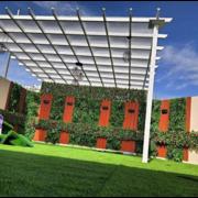 شركة النور لتنسيق الحدائق وتركيب العشب الصناعي وتنسيق الحدائق المنزلية