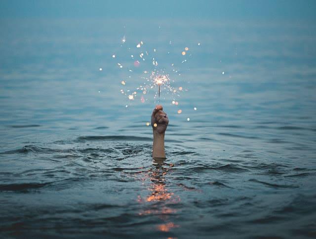 inspire, spark, energy, hope