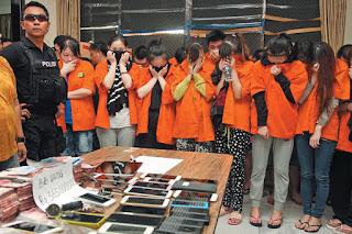 Pihak Imigrasi telah Deportasi 7.787 orang WNA, Sebagian Besar Imigran China - Commando