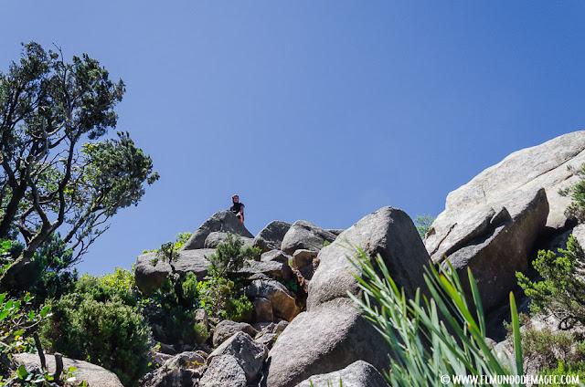Qué ver en Sintra. Visita de un día. En la zona de Escalada.