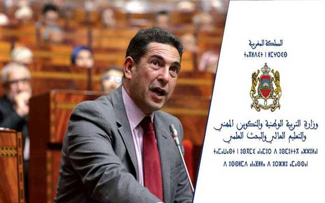 مجلس الحكومة يصادق على مقترحات تعيينات في مناصب بوزارة التربية الوطنية