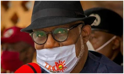 #OndoDecides2020: Akeredolu reveals what will happen when hia victory is announced