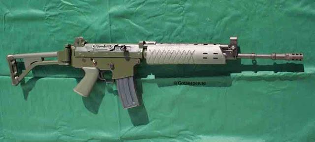 AK 5 Rifle