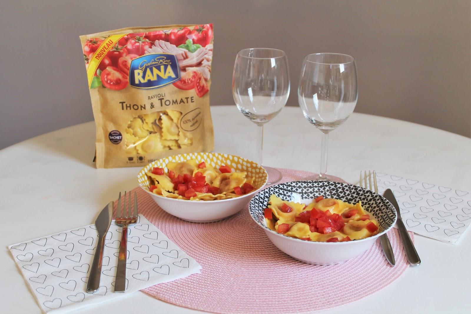 giovanni rana france événement italie pates pasta ravioli tortellini duetto nouveauté fraiches hopscotch food