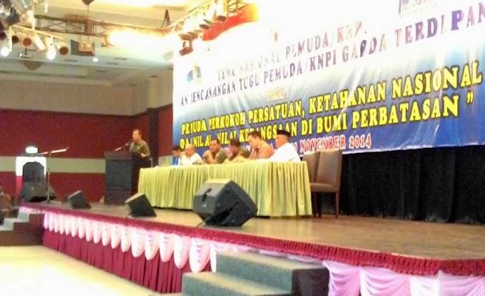 KNPI Adakan Dialog Kebangsaan di Tanjungselor