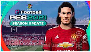 Download eFootball PES 2021 PPSSPP Chelito V2 Update New Textures V4.2 Realistic Faces & New Full Transfer