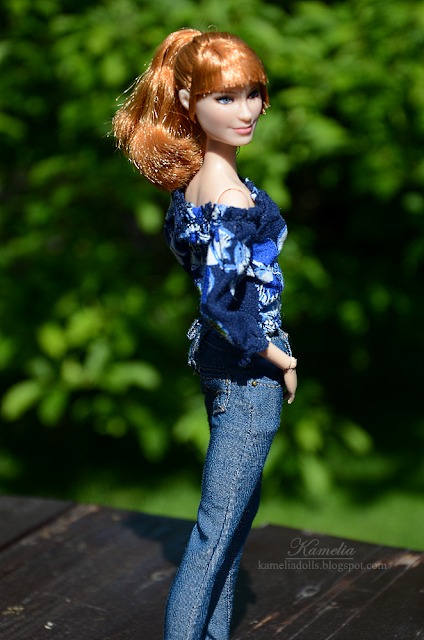 Claire Jurassic World doll