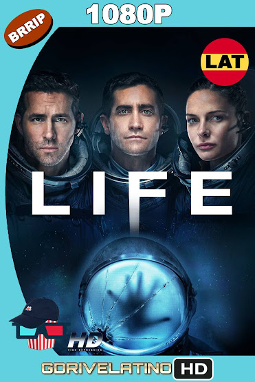 Life: Vida Inteligente (2017) BRRip 1080p Latino-Ingles MKV