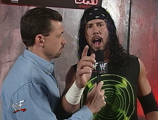 WWE / WWF Judgement Day 1998: In Your House 25 - X-Pac battled D'Lo Brown in an awesome match