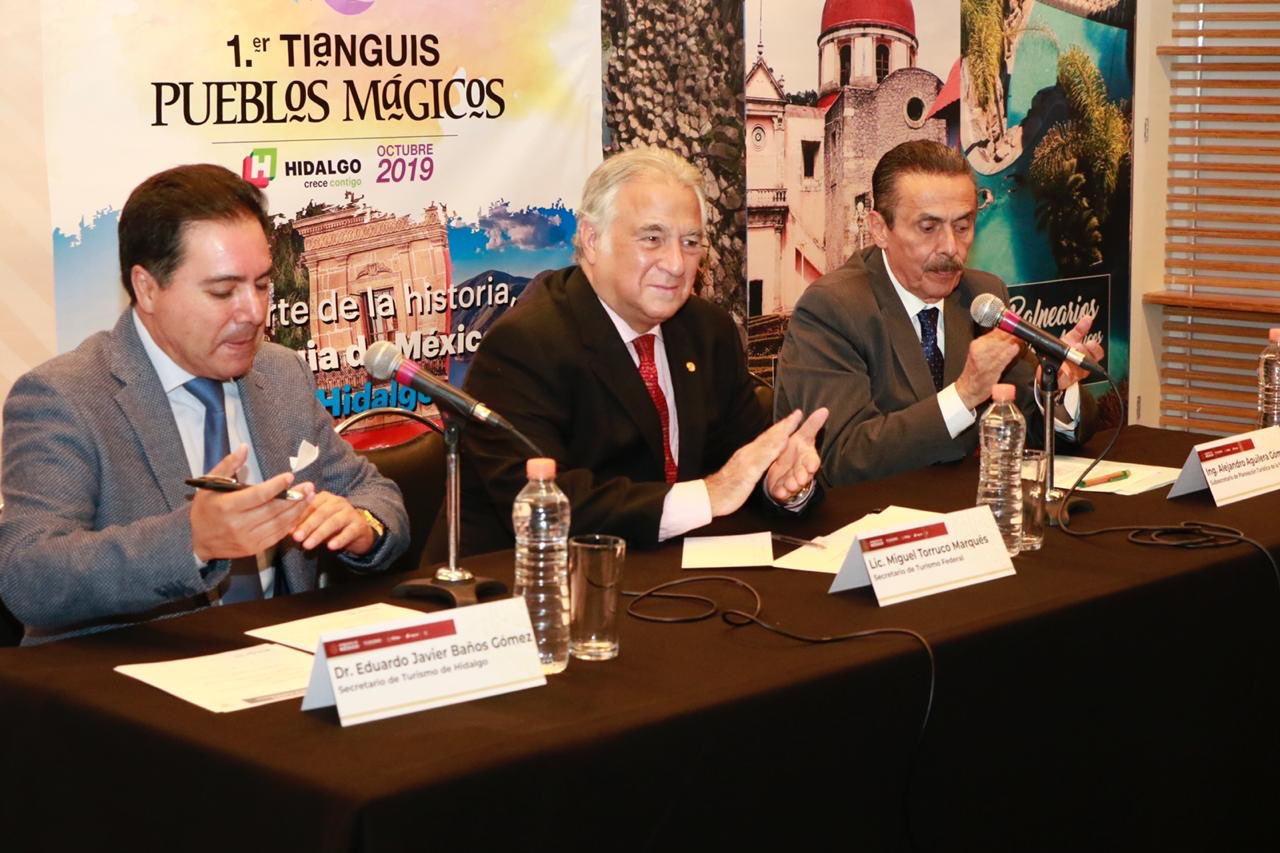 PACHUCA PRIMERA EDICIÓN TIANGUIS PUEBLOS MÁGICOS 2