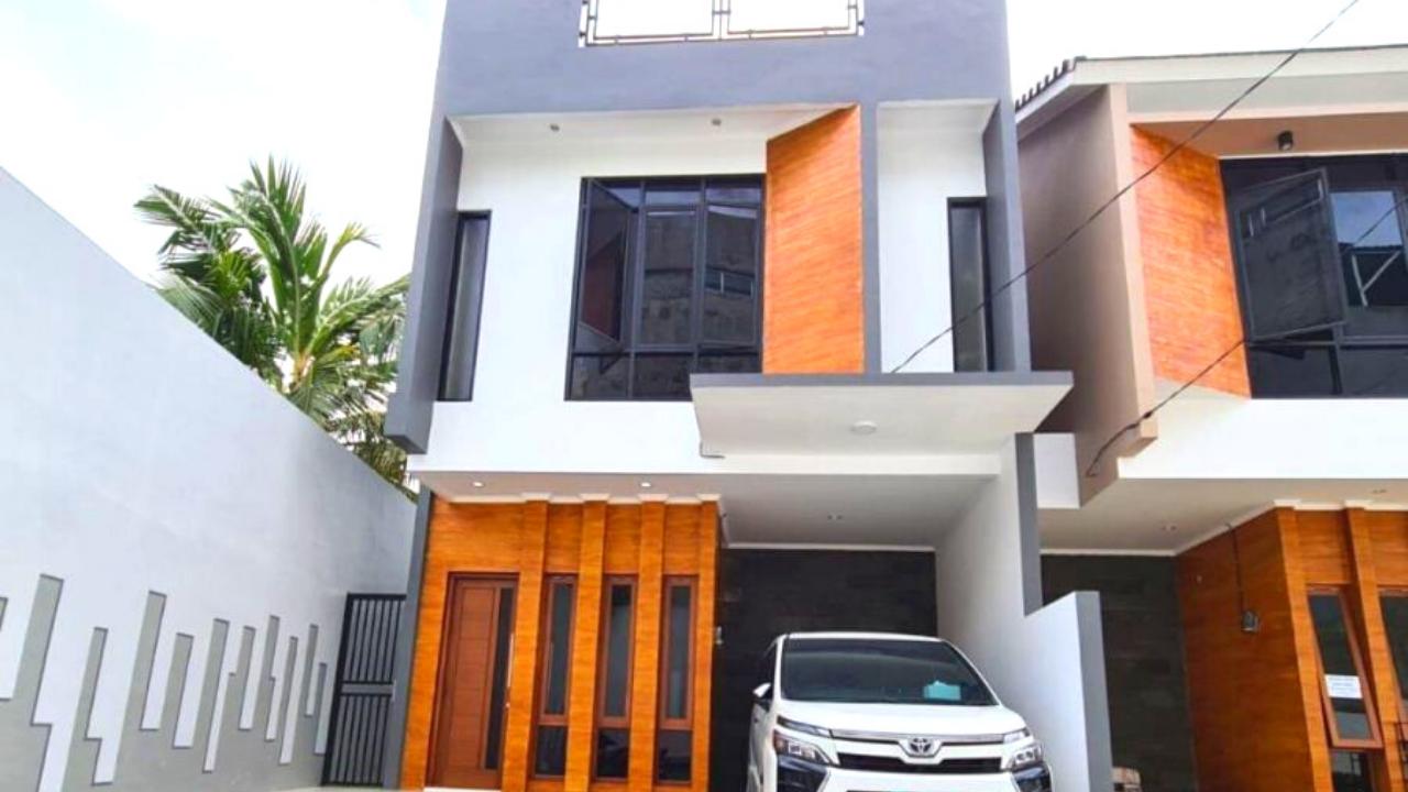 Rumah Dijual Dalam Cluster Azalea Di Cirendeu Ciputat Timur,Tangerang Selatan Rp 1,5 Mily