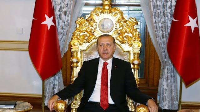 Ο Ερντογάν στα βήματα του Χίτλερ