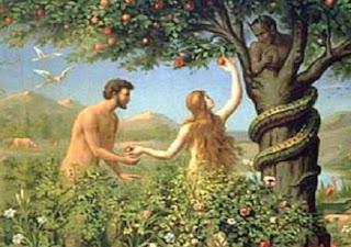 Simboluri in povestea despre Adam si Eva