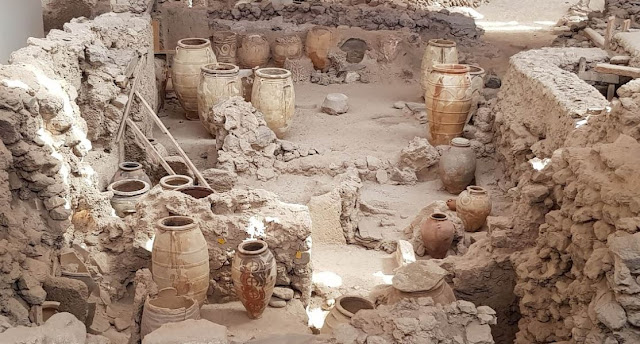 Pithoi (large Vessel) Store Room