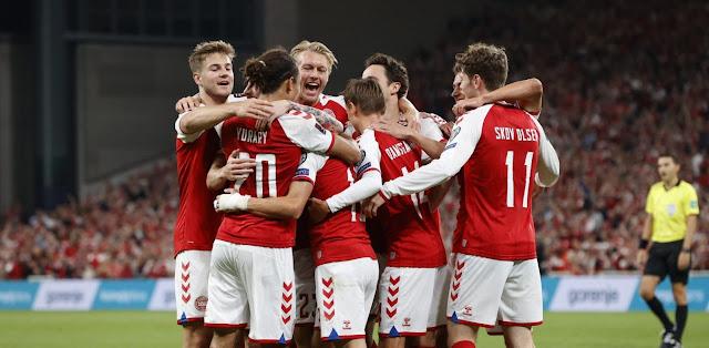 ملخص اهداف مباراة الدنمارك واسكتلندا (2-0) تصفيات كاس العالم