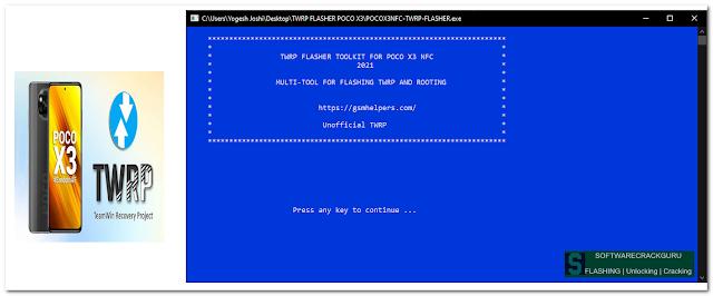 TWRP Flasher Toolkit