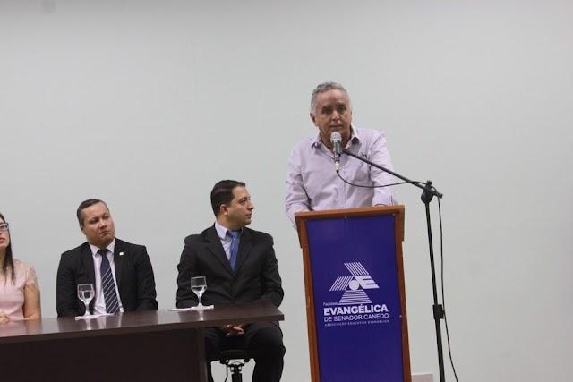 Sede do Cejusc será instalada em Senador Canedo