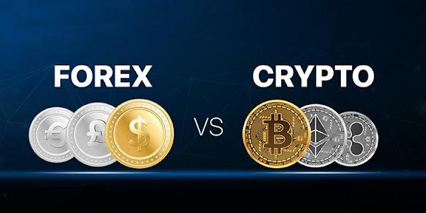 Inilah perbedaan Forex dengan Cryptocurrency