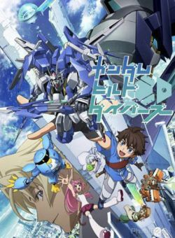Gundam Build Divers 2 :Rise - Gundam Build Divers Re:Rise (2019)