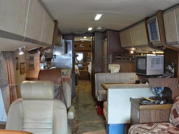 Used RVs 1986 Bluebird Wanderlodge Motorhome for Sale For