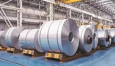 AP steel plant