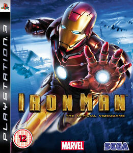 Iron Man PS3 Torrent