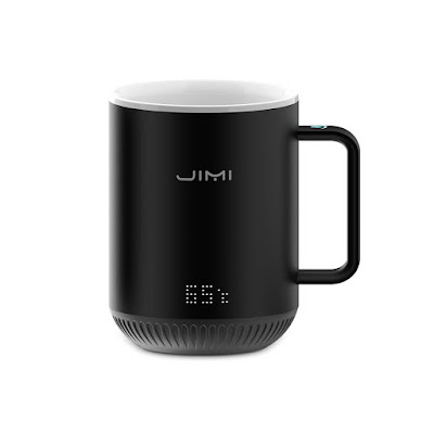 smartshow smart temperature control mug