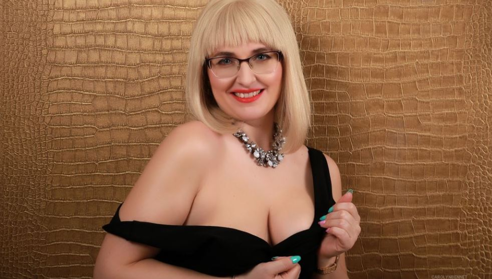 CarolynBennet Model GlamourCams