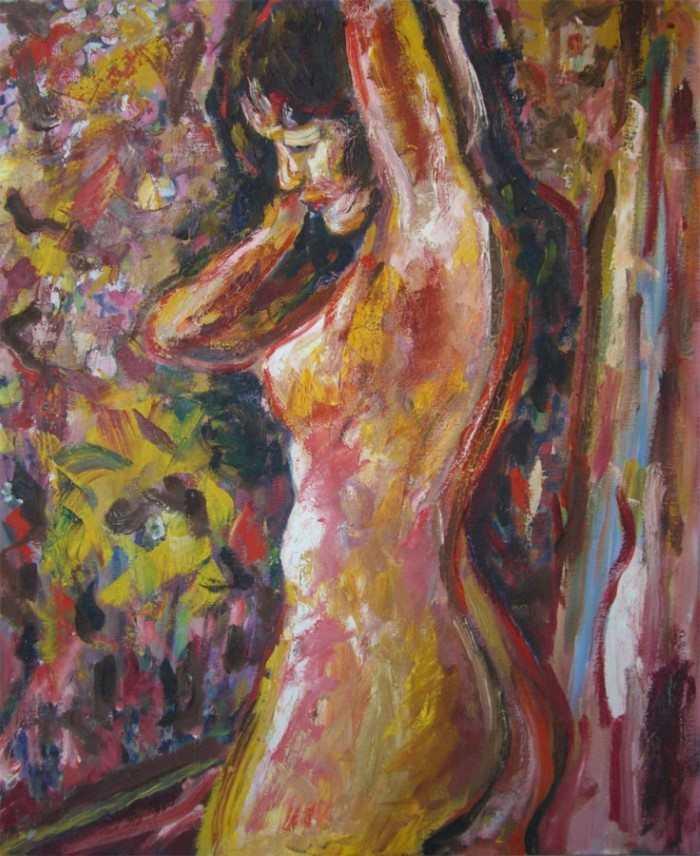 Испанский художник-самоучка. Jaume Riera