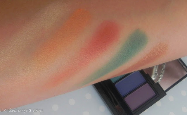 swatches paleta glam 01