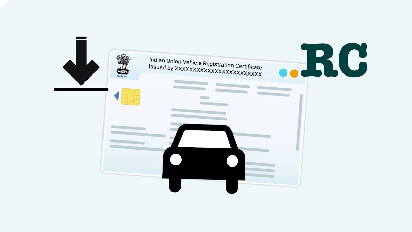 Download digital copy of your vehicle RC online
