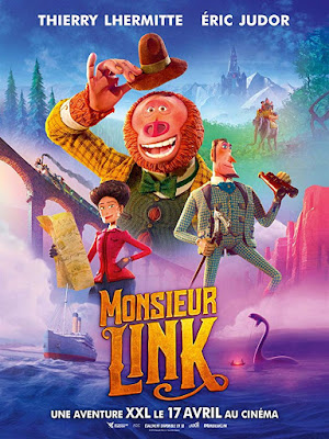 Missing Link 2019 English 720p WEB-DL ESubs 750MB