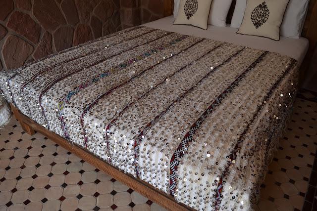 Beyond Marrakech: Moroccan Wedding Blankets