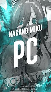 Nakano Miku - Gotoubun no Hanayome Wallpaper