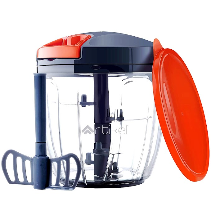 10 Best Electrical and Manual Vegetable Choppers In India - Buying Guide