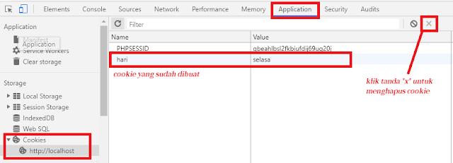 Cara Menggunakan Session dan Cookie di PHP