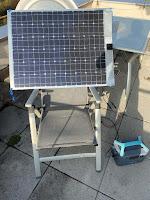 Solarladung und erster Erfahrungsbericht und Review des Ecoflow R600 Pro