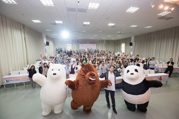 We Bare Bears are coming to Malaysia!