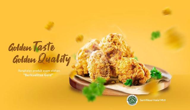 SunnyGold Golden Taste, Golden Quality