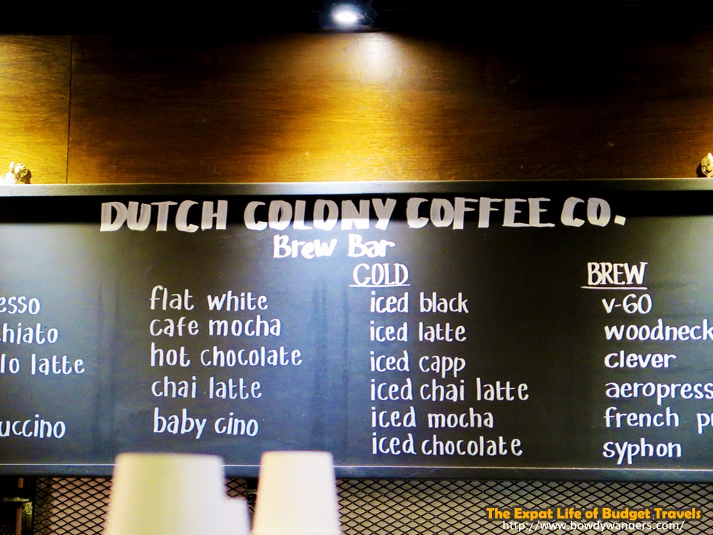 bowdywanders.com Singapore Travel Blog Philippines Photo :: Singapore :: Dutch Colony Coffee Co., PasarBella