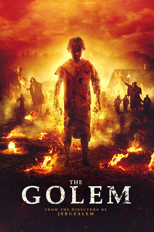The Golem [2018] [DVDR BD] [NTSC] [Latino]