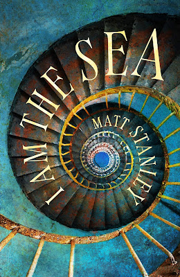 I Am the Sea by Matt Stanley book cover