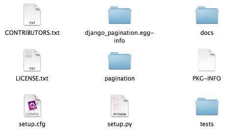 Django: Better way to install django apps into apps