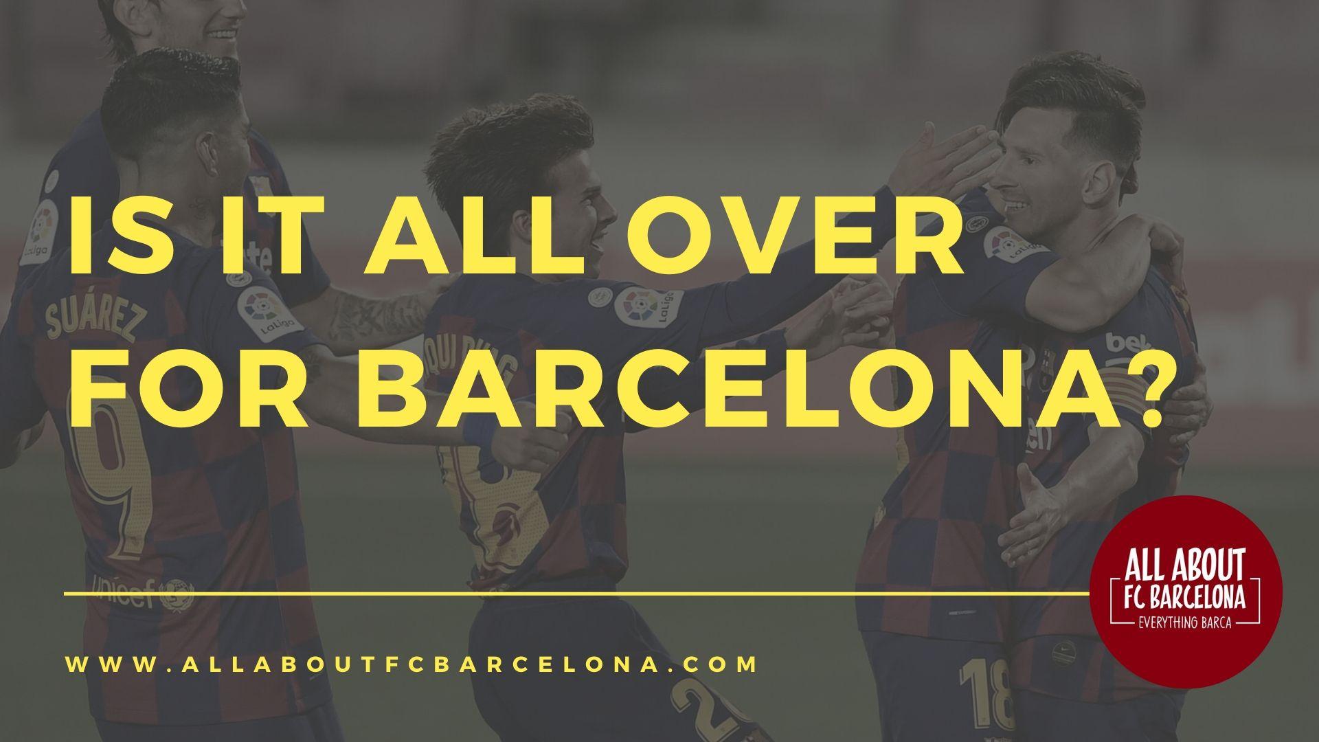 FC Barcelona vs Atletico Madrid Match Report