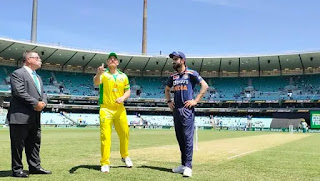 Aus vs Ind 2nd International Ball to ball Cricket today match prediction 100% sure Cricfrog Who Will win today India Tour of Australia