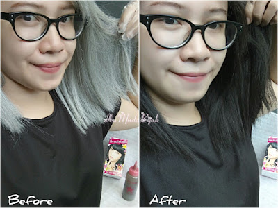 Beautylabo Hair Color Natural Black