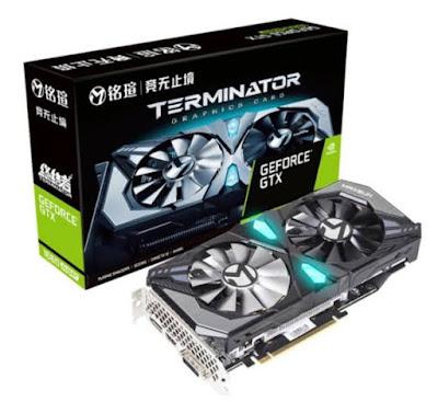 NVidia GeForce GTX 1660最新ドライバーのダウンロード