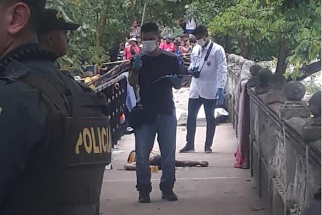 FRONTERA: Asesinan a ciudadano venezolano en paso fronterizo entre Apure y Arauca Colombia.